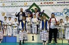 Самарские спортсмены завоевали медали на VI Кубке Евразии по всестилевому каратэ