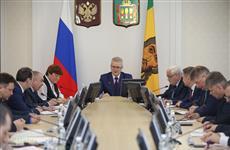 Иван Белозерцев сообщил кабинету министров о новых назначениях