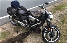 Мотоциклист погиб в ДТП на трассе Самара - Ульяновск