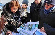 На Сухой Самарке планируют построить 22-этажный дом с квартирами для сирот