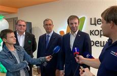 Евгений Серпер: Важно, что Центр корпоративных решений Сбербанка предоставляет рабочие места тольяттинцам