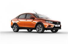 АвтоВАЗ раскрыл цены на седан Lada Vesta Cross