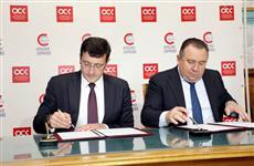 Глеб Никитин и президент ОСК Алексей Рахманов подписали соглашение о взаимодействии