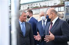 Михаил Мишустин одобрил продолжение строительства набережной в Саратове