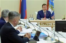 Дмитрий Азаров и представители бизнес-сообщества обсудили реализацию новых инвестпроектов в регионе