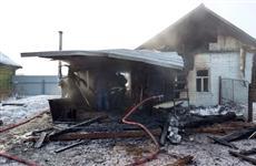 Пожар, в котором погибла шестилетняя девочка, мог начаться из-за неисправности газового оборудования