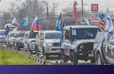 В Самаре пройдет автопробег, посвященный Дню Победы