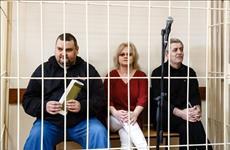 Суд одобрил освобождение Дмитрия Бегуна по УДО