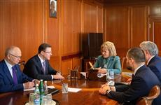 В верхней палате парламента обсудили ход реализации нацпроектов в Самарской области