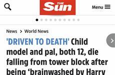 The Sun написал о смерти самарских школьниц