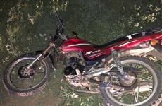 В Кинель-Черкасском районе в ДТП пострадали столкнувшиеся подростки-мотоциклисты без прав