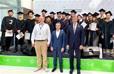 Роман Шайхутдинов вручил дипломы выпускникам Университета Иннополис