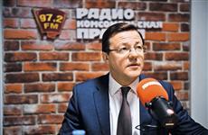 Дмитрий Азаров выступил в федеральном радиоэфире