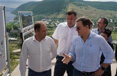 Дмитрий Азаров оценил концепцию развития села Ширяево