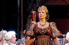 Звезда оперной сцены Евгения Муравьева исполнит в Самаре партию Флории Тоски
