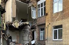 Прокуратура: дом на ул. Галактионовской обрушился из-за несогласованных земляных работ
