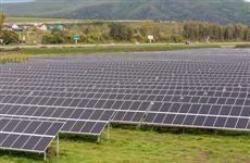 В Оренбургской области введена в эксплуатацию Елшанская солнечная электростанция мощностью 25 МВт