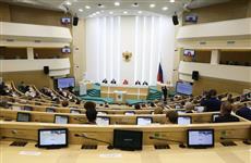 Дмитрий Азаров предложил ряд инициатив на парламентских слушаниях в Совете Федерации
