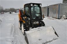 Коммунальные службы Самары готовы к прогнозируемому усилению снегопада