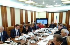 Развитие строительной отрасли региона обсудили в Совете Федерации