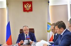 Структуру правительства Саратовской области реорганизуют