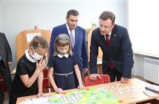 В Новокуйбышевске открыли библиотеку нового поколения