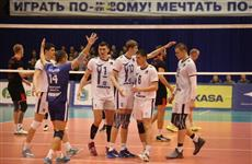 """Волейбольная """"Нова"""" будет проводить домашние матчи в Самаре"""