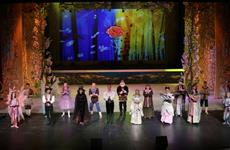 """Спектакль СГИК """"Аленький цветочек"""" показали на ТВ во всех регионах ПФО"""