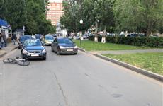 В Тольятти Lada Priora сбила несовершеннолетнего велосипедиста