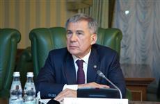 Рустам Минниханов встретился с членами Президиума Боснии и Герцеговины