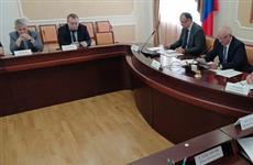 Юрий Берг провел заседание областной антитеррористической комиссии в Оренбурге