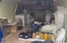 """Лаборатория в самарских гаражах снабжала """"синтетикой"""" два федеральных округа"""