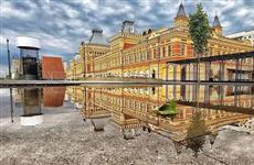 Нижегородская ярмарка открылась после реставрации