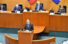 Бюджет региона на 2019 год принят во втором чтении