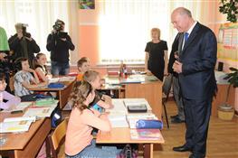 Губернатор посетил ряд социальных объектов Сызрани
