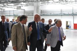 Руководитель региона ознакомился с производственными мощностями ЗАО ПЭС СКК