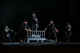 Фестиваль, посвященный 160-летию композитора Джакомо Пуччини