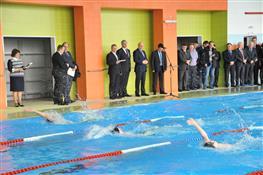 Жители Безенчука в восторге от нового спортивного комплекса