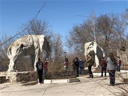 """В """"Доме со слонами"""" состоялась последняя экскурсия, скоро памятник закроют на реставрацию"""