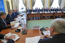 В Новокуйбышевске состоялось 42-е заседание Ассоциации законодательных органов государственной власти субъектов РФ ПФО