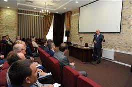 Николай Меркушкин принял участие в работе семинара по вопросам организации местного самоуправления