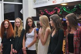 Кастинг конкурса «Мисс Самара-2013»