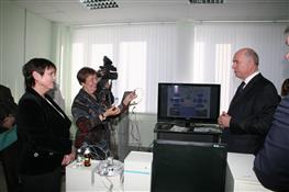 Николай Меркушкин ознакомился с разработками ученых СамГУ