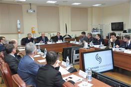 Под председательством губернатора Николая Меркушкина состоялось заседание наблюдательного совета Самарского национального исследовательского университета им. академика Королева