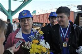 Самарцы заняли второе место на молодежных Дельфийских играх России