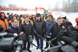 В Самаре началось долгожданное строительство Фрунзенского моста