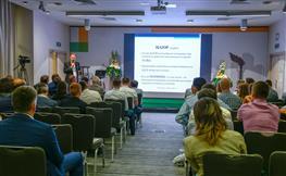 """Более 3500 человек следили заработой международной конференции АО""""Гипровостокнефть"""" врежиме онлайн"""