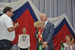 Николай Меркушкин встретился с жителями Большеглушицкого района Самарской области