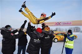 Кирилл Ладыгин стал пятикратным победителем Рождественской гонки чемпионов