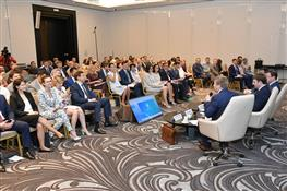 В Самаре обсуждали национальный проект по развитию малого и среднего бизнеса